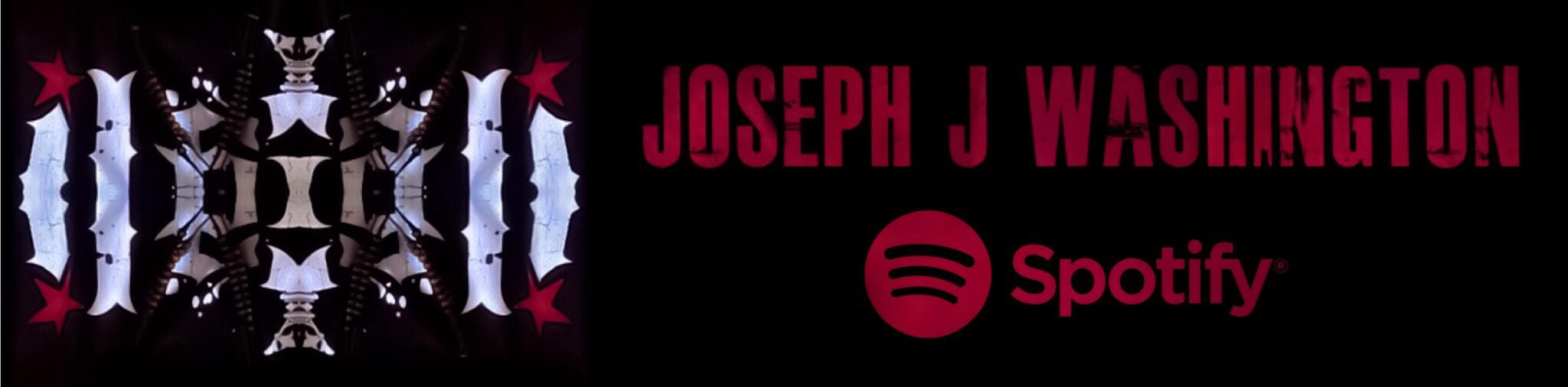 Follow Joseph J Washington On Spotify